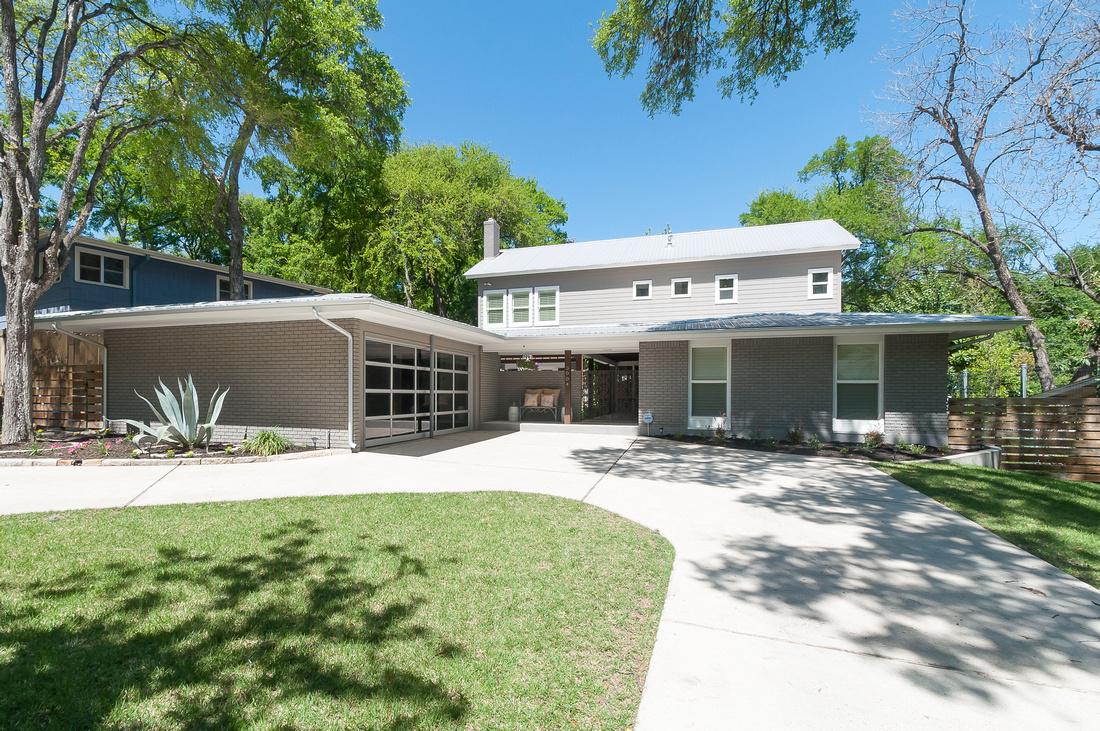 Barton Hills Modern Home